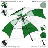 Зонтик гольфа зонтика дождя & ветра Windproof автомобиля открытый упорный рекламируя