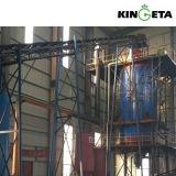 Stufa del gassificatore della Multi-Co-Generazione della biomassa di Kingeta