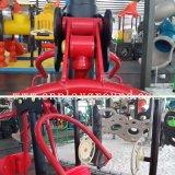 Strumentazione esterna di forma fisica, macchina di trazione di seduta esterna (HD-12105)