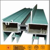 Perfil de extrusão de alumínio / alumínio / perfis para janelas e portas