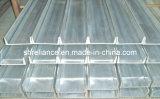 Perfil de alumínio/de alumínio da canaleta da extrusão (RA-089)