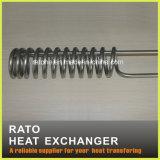 Calefator da câmara de ar da água do aço inoxidável