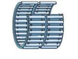 Rodamiento de rodillos de aguja para la asamblea K121513 del detenedor de la aguja