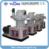 Máquina de madera de la pelotilla de la marca de fábrica de Yulong