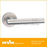 ローズ(S1052)の高品質のステンレス鋼のドアハンドル
