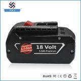 Batería del Li-ion del OEM Bosch 18V 4000mAh