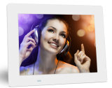 """8 """" 매우 얇은 TFT LCD 스크린 디지털 사진 프레임 (HB-DPF805)"""