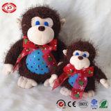 Lo Special che si leva in piedi la vendita calda della scimmia molle scherza il giocattolo della peluche del regalo