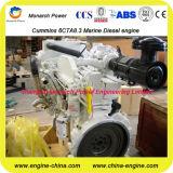 Двигатель дизеля Cummins 6CTA8.3-M220 морской с коробкой передач
