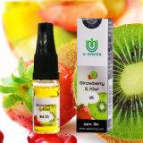 U 녹색에서 최고 Fruites 맛 10ml/20ml/30ml E Liquid/E 주스