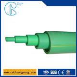 De plastic Pijpen van het Polypropyleen (de Buis van het Water PPR)