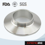 De Sanitaire 14mmp Tc Metalen kap van het roestvrij staal (jn-FL5007)