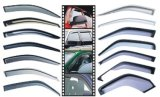 De Film van het Venster van de Opening van de Zon van de Auto van de Deflectors van de Wind van de Auto van PC voor Chevrolet Kobalt 2013