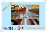 Feuille rigide de vente chaude de PVC des prix de PVC d'extrusion solide bon marché de panneau à vendre