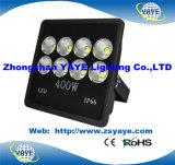 Yaye heißes Jahr-Garantie PFEILER 100W LED des Verkaufs-Ce/RoHS/3 Flutlicht-/100W-PFEILER LED Tunnel-Licht