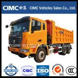 Camion à benne basculante de Shacman Dlong F3000 340HP 6X4