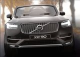 2016 gaf Nieuwste Volvo Rit op Auto vergunning