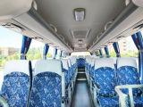 De Diesel van Sunlong Slk6872A Bus van de Passagier