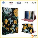 Caixa 2016 da tabuleta do couro da promoção da fábrica para o iPad