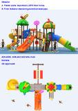 Apparatuur van de Speelplaats van de Kinderen van het Pretpark de Openlucht voor Verkoop