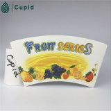 Papier facile de tasse de gâteau de glissade de Hztl pour le traitement au four