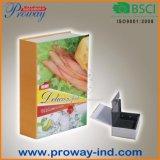 Farben-Drucken-Buch-Safe-Kasten der hohen Sicherheits-vier