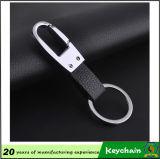Keychain de cuero hecho a mano