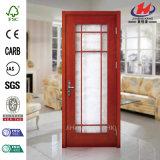 Дверь средней восточной конструкции популярная стеклянная