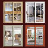 El bloquear multi de aluminio de Builtin de la ventana de desplazamiento de muchos estilos señala (FT-W80)