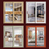 Interior opcional de alumínio colorido das cortinas do indicador de deslizamento (FT-W85)