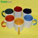 Freesub 11oz Sublimation-innerer Griff-Farben-Becher Skb06