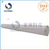 보충 유압 기름 Pall 필터 원자