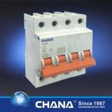 Elektronische C20 30mA Stroomonderbreker 1p 4.5ka 6A MiniAC MCB