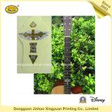 Etiquetas de la transferencia del agua a la guitarra de la belleza (JHXY-WT0007)