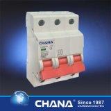 Аттестованный Ce автомат защити цепи миниатюры воздуха AC MCB 4poles 6ka 63AMP