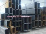 Conduttura d'acciaio quadrata galvanizzata Hot-DIP Q235