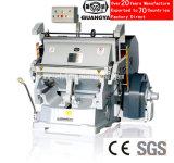 Máquina que corta con tintas con la placa solar (ML-1100)