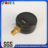 75 milímetros de diâmetro 15 Bar Test e medidor de pressão mestre para uso geral econômico
