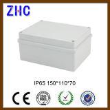 120*80*50 impermeabilizzano la scatola di giunzione di plastica di allegato dell'ABS esterno con il bobinatoio a cono Screw-Down