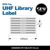 ISO18000-6c Ausländer H3 UHFbibliotheks-Marke