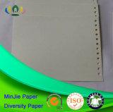 Het witte Document van het Karton van de Compensatie van de Kleur Karton Voorgedrukte
