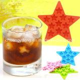 5개의 별에 의하여 형성되는 얼음 또는 초콜렛 실리콘 형