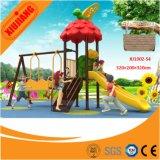 Vente en gros extérieure de cour de jeu de stationnement d'enfants approuvés de la CE