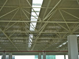 De Bundel van het Dak van de Bal van het Staal van de Structuur van het staal