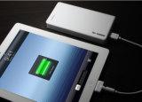 Côté mobile en gros de pouvoir du Portable 20000mAh avec deux sortis et éclairage LED