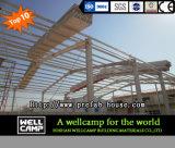 Magazzino di buona qualità della struttura d'acciaio del Qatar