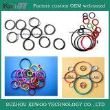Les meilleurs scellements colorés en gros de vente de joint circulaire en caoutchouc de silicone