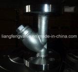 Y-Tamis d'acier du carbone d'extrémité de bride
