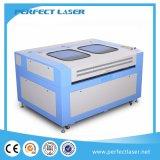 China-Maschinerie-hölzerner Plastik-MDF-Acrylminischreibtisch 3D CNC Laser-Stich-Ausschnitt-Maschine