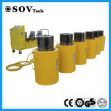PLC Multi Points Hydraulic Synchronous Lifting System (SOV-PLC)